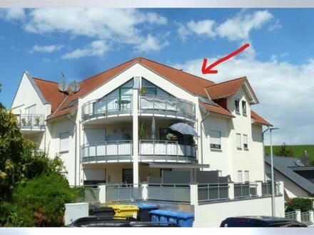 ** Hattenheim: Tolle 4-Zimmer-Maisonette-Wohnung Bj. 2003 **