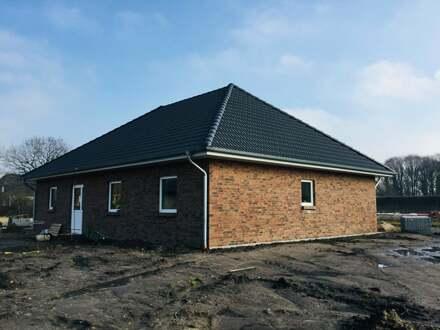 Silberstedt : Neubau, ebenerdiger Bungalow