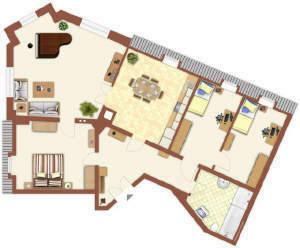 4-Zimmer-Wohnung in Freiberg