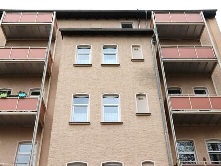 3-Raum Wohnung mit Balkon in Zeitz