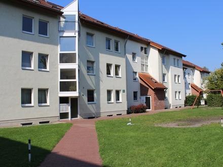 Sonnige 2-Zimmer-Wohnung mit WBS