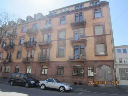 Mannheim, Innenstadt, Qudrate, schöne 3 ZKB mit 2 Balkonen