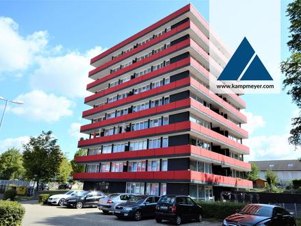 Gute Aussichten - Wohnen im 6. Stock in Dormagen