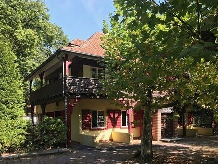 Einzigartiger Lebensmittelpunkt zur privaten als auch gewerblichen Nutzung in Bad Soden Neuenhain