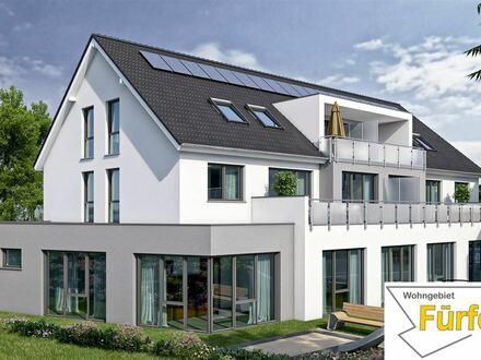 Neubau Dachgeschosswohnung in Dornberg