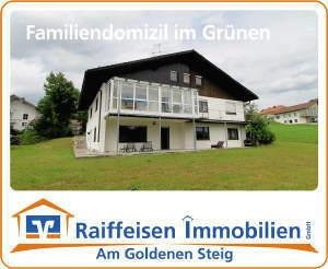 Großzügiges Wohnhaus in ruhiger Aussichtslage ...