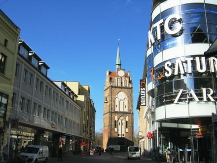 Kröpeliner Straße mit KTC
