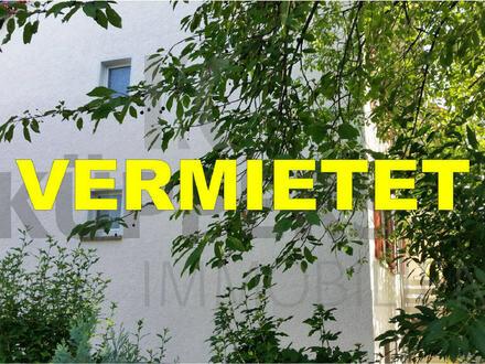 3-Zimmer-Wohnung im Grünen, mit Freisitz
