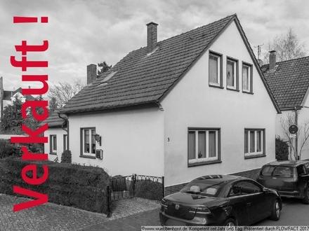 """Renovierungsbedürftiges Einfamilienhaus im beliebten """"Lindenstraßenviertel"""""""
