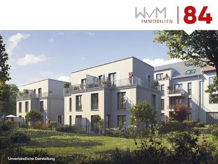 Entscheiden sich für eine gemütliche 2-Zimmer-Wohnung mit schöner Raumaufteilung & Süd-Balkon