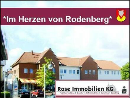 2-ZKB-Komfortwohnung im Herzen von Rodenberg zu vermieten!