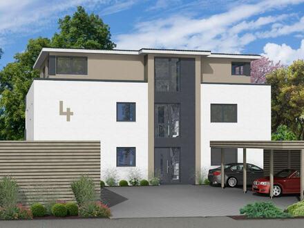 Verkauft! Top- Neubauwohnung mit 3 Zimmern und großem Balkon nach Süd-/Westen!