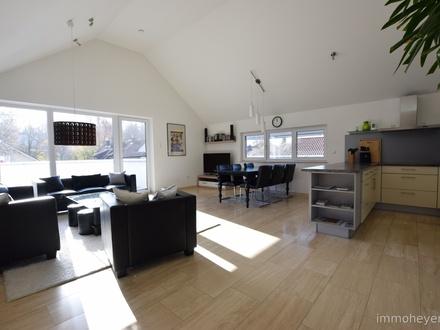 4-Zimmer-Wohnung, vollständig möbliert und ausgestattet, befristet zu vermieten - provisionsfrei