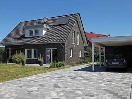 Einziehen und Wohlfühlen! Neuwertiges Einfamilienhaus in Melle-Bakum!