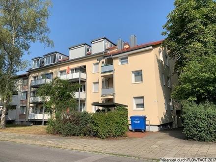 Helle 3-Zimmer-Wohnung in BA-Nähe Troppauplatz
