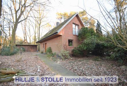 Einfamilienhaus im Grünen - direkt zwischen Bremen und Bremerhaven!