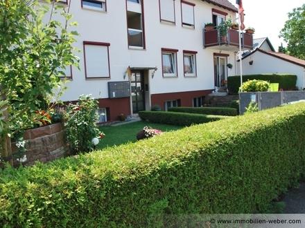 Schöne 3 Zi.-Wohnung mit Sonnenterrasse in S-Möhringen