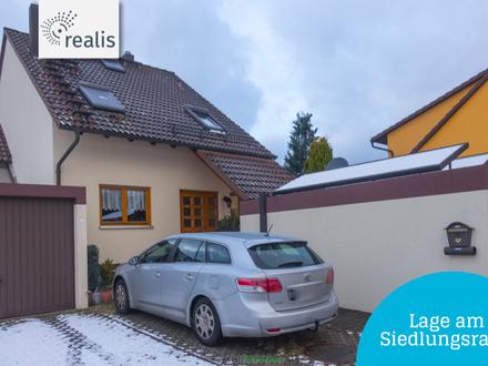 Ruhige Wohngegend, gut Angebunden+++gemütliches Haus in Gersdorf sucht neuen Eigentümer