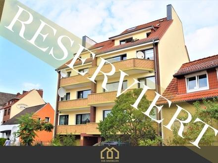 Reserviert: Gröpelingen / TOP Anlageobjekt mit 10 Wohneinheiten, sowie 7 Garagen