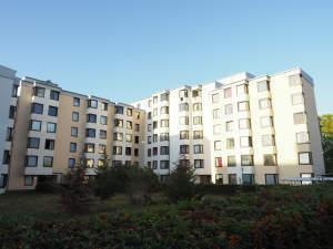 Mainz - Hartenberg Münchfeld: Umfangreich modernisiertes Appartement mit Aufzug und Blick ins Grüne