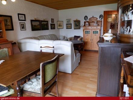 Sehr gepflegte 2 Zimmer-Wohnung in Schönwald