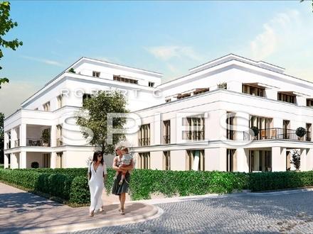 Exklusive 3-Zimmer-Terrassenwohnung im Wohnpark Schwachhausen
