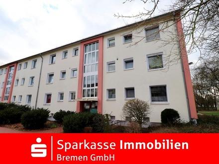 Interessante Gelegenheit für Kapitalanleger oder Selbstnutzer Eigentumswohnung in Bremen-Burgdamm