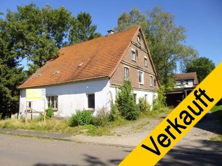 --Verkauft-- Großzügiges Grundstück in Hiddenhausen