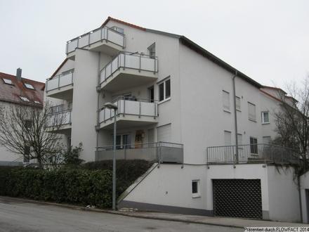 3-Zi. Maisonettewhg. am Lemberg (Feuerbach) im Grünen mit EBK, Balkon und Garage !