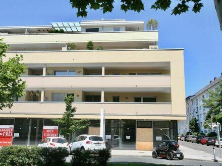 **RESERVIERT** Koschatstraße: Neuwertige 3-Zi-WO mit 30 m² überdachter Terrasse