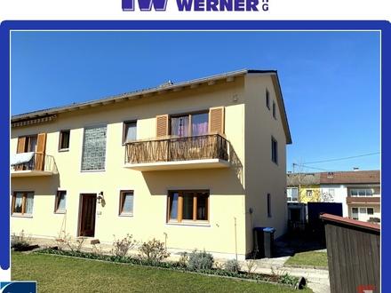 ***Schlichte 1-Zimmer-Dachgeschosswohnung mit separater Küche in Großkarolinenfeld***