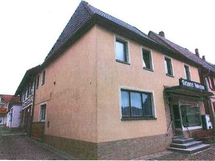 Zwangsversteigerung Wohn- und Geschäftshaus mit Anbau