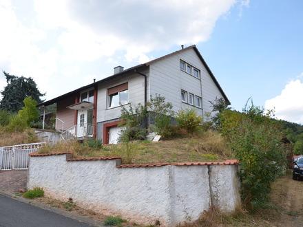 *HTR Immobilien GmbH* Sonniges EFH in guter Wohnlage sucht Handwerker, Garten, Garage