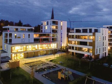 Wohnen im neuen Trendviertel - Möblierte 3-Zimmer-Wohnung
