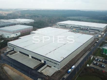 Neues, hochmodernes Logistikzentrum an der A27 - sofort verfügbar!