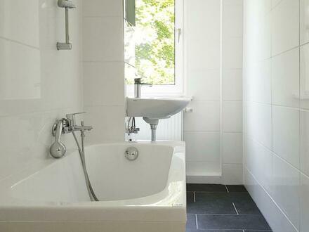 Frisch renovierte 3-RWG mit Tageslichtbad