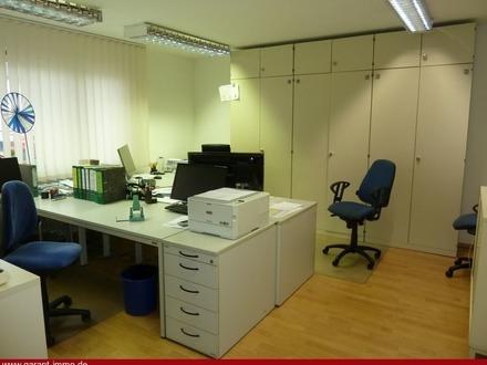 Unikat - Büro mit 150 qm Lagerfläche im Keller - separater Besprechungsraum - Stellplatz inklusive