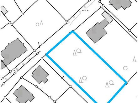 1500 m² Grundstück in sehr guter Lage von Tecklenburg