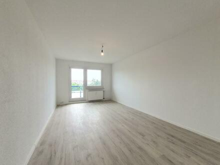 4-Raum-Wohnung mit Balkon!