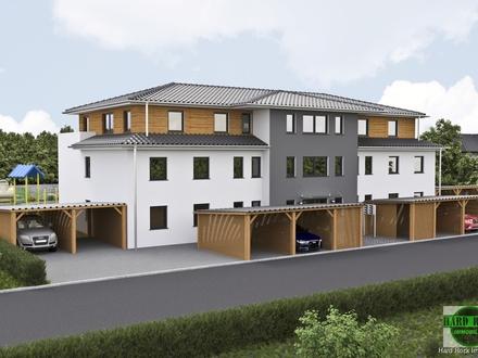 Erstbezug Penthouse-Wohnung mit Dachterrasse in Oberschneiding