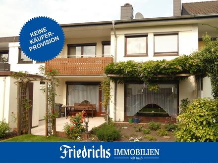 Solides u. gepflegtes Reihenhaus mit 2 Vollgeschossen und Garage in Delmenhorst-Brendel / Adelheide
