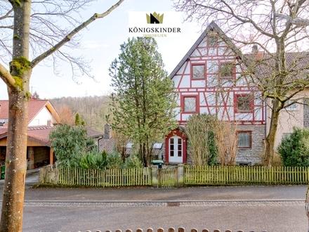 Interessantes Einfamilienhaus mit Garage in ruhiger Lage von Leonberg!