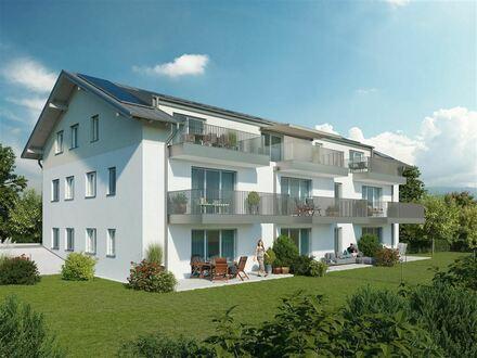Neue 2-Zi. Gartenwohnung in Siezenheim!