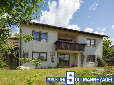 Großräumiges Wohlfühl-Haus im Bungalowstil mit unverbaubarem Fernblick in Velburg