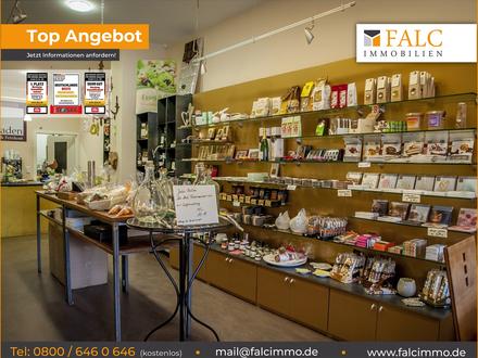 Volltreffer für Geschäftsleute - 50 m²-Ladeneinheit mit Schaufenster in bester Altdorfer Citylage