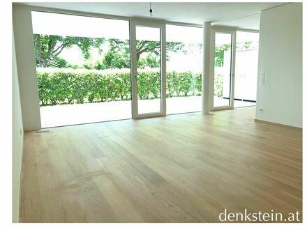 Exklusive 2 Zimmer Terrassenwohnung mit Garten an der Salzach in Aigen Salzburg Stadt