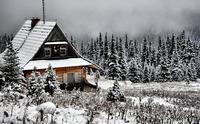 Das Ferienhaus in fünf einfachen Schritten für den Winter sichern