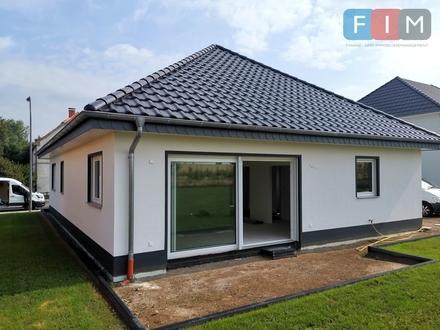 Viel Platz und Potential - Moderner Neubau-Bungalow