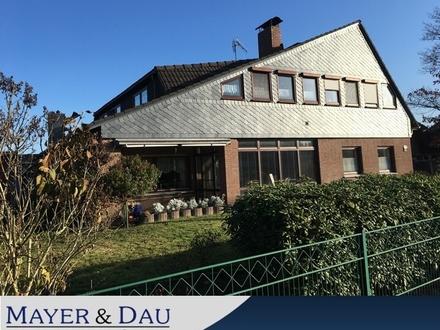 Barßel: Großes Wohnhaus mit vier Wohnungen, Obj. 4540