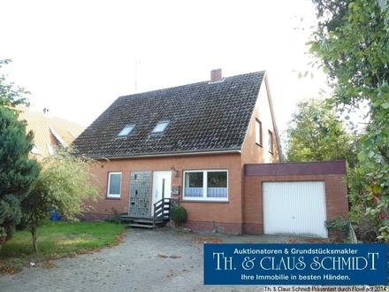 Vermietetes Einfamilienhaus mit ELW, ideal als Kapitalanlage in Rastede